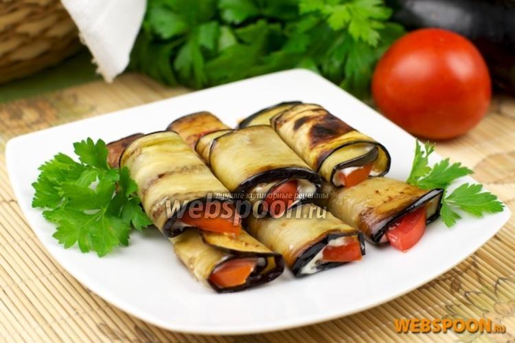баклажаны рецепты с фото на закуску