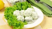 Фото рецепта Закуска из творога и авокадо
