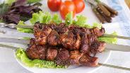 Фото рецепта Шашлык в соевом соусе
