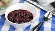 Фото рецепта Кисло-сладкий вишнёвый соус