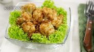 Фото рецепта Цветная капуста с сухарями