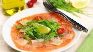 Фото рецепта Карпаччо из лосося