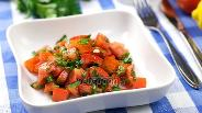Фото рецепта Салат из томатов