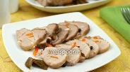 Фото рецепта Запечённая свинина