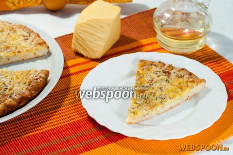 Фото Пицца «Четыре сыра»