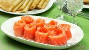 Фото рецепта Домашний посол сёмги