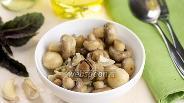 Фото рецепта Маринованные грибы шампиньоны