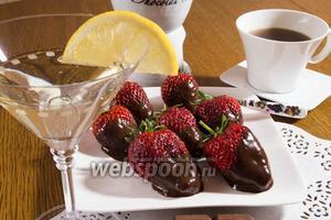 Шоколадное фондю