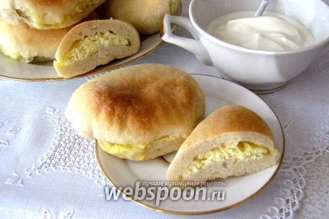 Запеченные пирожки в духовке рецепт с фото
