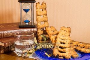 Ореховое печенье «Вознесенские лесенки»