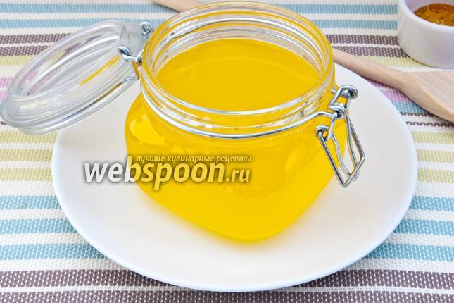 Фото Гхи — топлёное масло