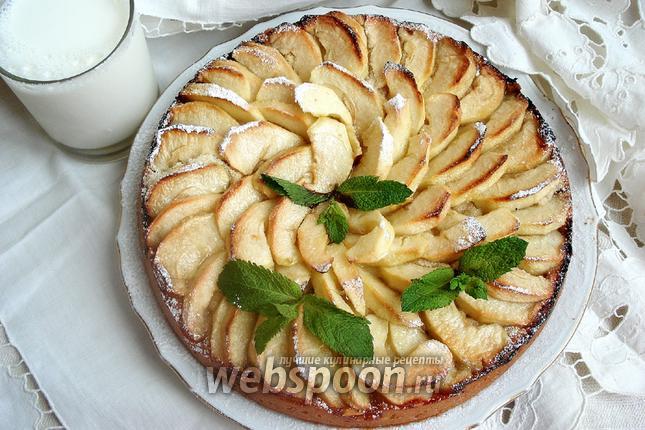 Рецепт Английский яблочный пирог