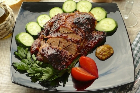 Фото 1 Рецепты мяса на Новый год