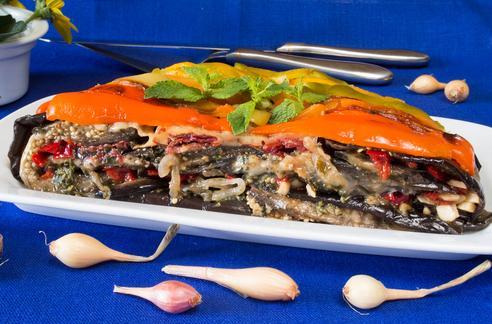 Фото 1 Подборка рецептов из баклажанов