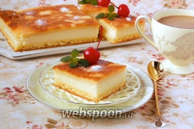 Фото «Умное» пирожное