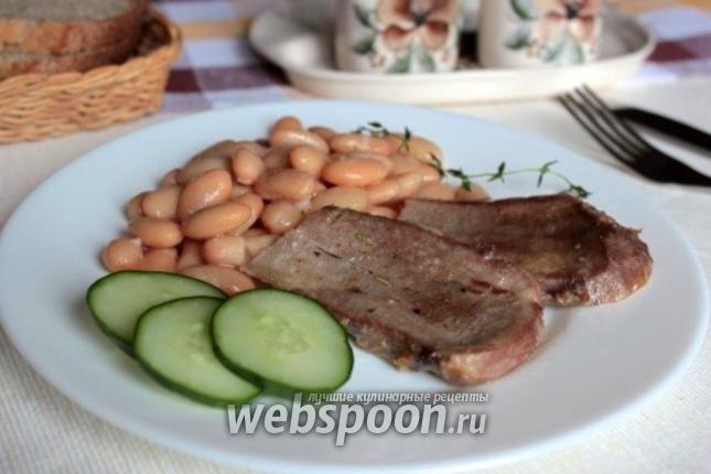 Свиной язык рецепты с фото