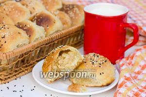 Када — сладкие грузинские пирожки