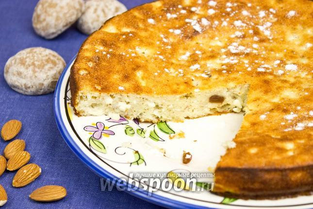 Рецепт Австрийский творожный пирог