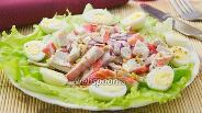 Фото рецепта Крабовый салат