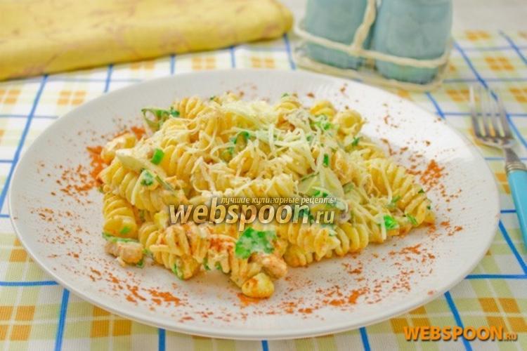 Фото Дижонский салат с пастой