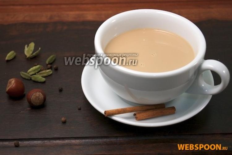 Фото Масала чай