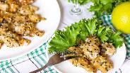 Фото рецепта Филе пангасиуса в кунжутной панировке