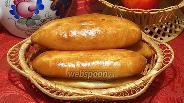 Фото рецепта Пирожки с опятами печёные