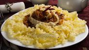 Фото рецепта Соус с баклажанами к пасте