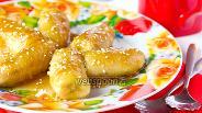 Фото рецепта Бананы в карамели
