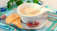 Фото рецепта Сливочно-чесночный соус