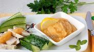 Фото рецепта Яблочный соус с хреном