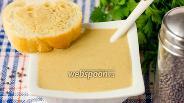 Фото рецепта Соус горчичный