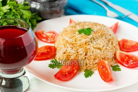 Рис с вермишелью (руз маа шаарие)