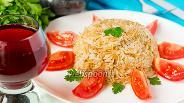 Фото рецепта Рис с вермишелью (руз маа шаарие)