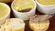 Фото рецепта Паштет из индюшиной печени со сливками