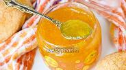 Фото рецепта Апельсиновый джем в микроволновке