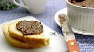 Фото рецепта Паста шоколадно-банановая