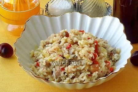 Рис по-перуански