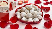 Фото рецепта Свадебное печенье по-мексикански
