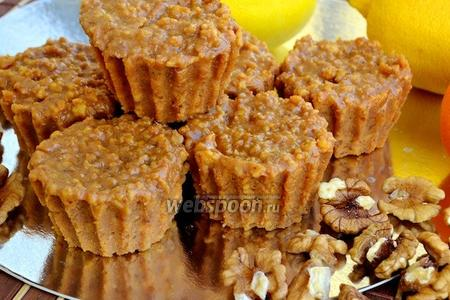 Пирожное «Муравейник»