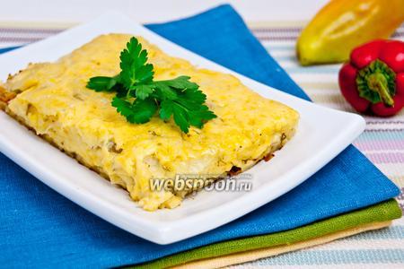 Картофельная запеканка «Гауранга»