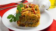 Фото рецепта Чечевица с овощами
