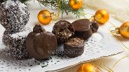 Фото рецепта Шоколадный туррон