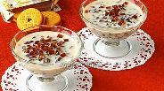 Фото рецепта Кофейное желе в сливочно-ликёрном коктейле