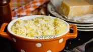 Фото рецепта Картофельное пюре с пармезаном и мускатным орехом