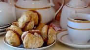 Фото рецепта Печенье «Кофейный поцелуй»