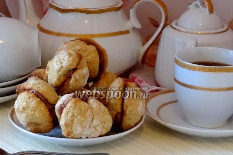 Фото Печенье «Кофейный поцелуй»