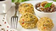 Фото рецепта Тефтели со сладким перцем в сметанно-горчичном соусе в микроволновке