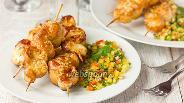 Фото рецепта «Крученая» курица в медовом маринаде