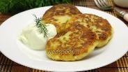 Фото рецепта Крокеты картофельно-творожные